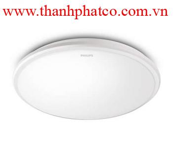Đèn ốp trần LED 31825 Twirly 27K LED WHT 17W